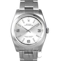 ロレックス (Rolex) Oyster Perpetual Silver/Steel Ø36 mm - 116000
