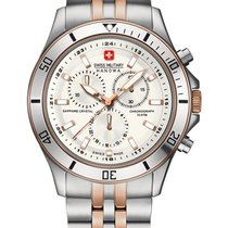 Swiss Military Hanowa Flagship 06-5183.7.12.001 Herrenuhr...
