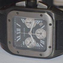 Cartier Santos 100 XL Chronograph Titanium