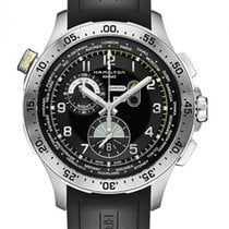 Hamilton Worldtimer Chrono Quartz