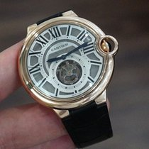 Cartier Ballon de Bleu Flying Tourbillon Watch