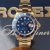 Rolex Submeriner Ref. 16808 Blue Dial