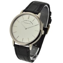 A. Lange & Söhne 211.026 Saxonia Thin Mens Manual in White...