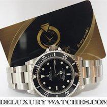 Rolex Submariner No Data 14060 Card RRR NOS NEW