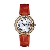 Cartier Ballon Bleu Quartz Ladies Watch Ref WE900151