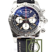 百年靈 (Breitling) Chronomat 44 Airborne Chronograph Crocodile...