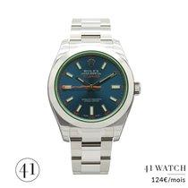 Rolex Milgauss Cadran Bleu : à partir de 124 € / mois