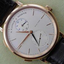 A. Lange & Söhne Saxonia Dual Time 385.032