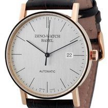Zeno-Watch Basel Bauhaus Automatic Red Gold