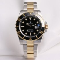 勞力士 (Rolex) Submariner 116613LN Steel & Gold Ceramic Bezel