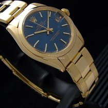 Rolex Datejust 31mm Vintage Yellow Gold Ref. 6824
