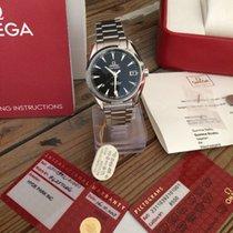 Omega Seamaster Aqua Terra 38,5 mm