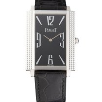 Piaget G0A26015 Black Tie 1967 in White Gold with Diamonds -...