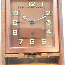 Jaeger-LeCoultre Travel 8 Days Alarm Clock - Switzerland ,1940s