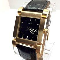 Xemex Design Külling Automatic 18k Yellow Gold Men's Watch