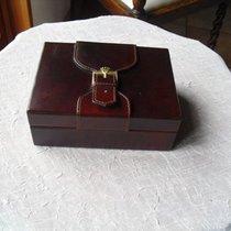 Rolex Große Vintage Lederbox