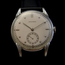 Movado Vintage Mechanical Watch Men's 50's
