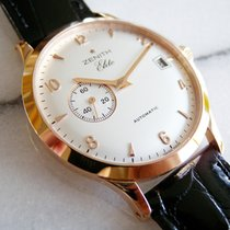 Zenith ELITE Class T Automatique Rose Gold Men's Watch