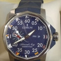 Corum Admiral Cup Stainless Steel 48 MM