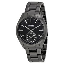 Rado Hyperchrome Dual Timer XL Touch Black Ceramic Men's...