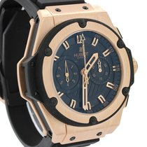 Hublot Big Bang King Power Foudroyante 18k Rose Gold 715.PX.11...