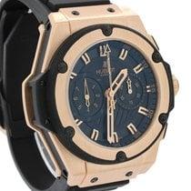 Hublot Big Bang King Power Foudroyante 18k Rose Gold 715.PX.11...