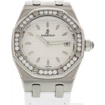 Audemars Piguet Lady Royal Oak Diamond Bezel  67651ST.ZZ.D011C...