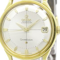 オメガ (Omega) Vintage Omega Constellation Pie Pan Dial Cal 561...