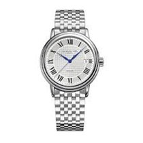 Raymond Weil Maestro Silver Dial Stainless Steel Men's Watch