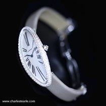 Cartier Baignoire Allongee White Gold & Diamond