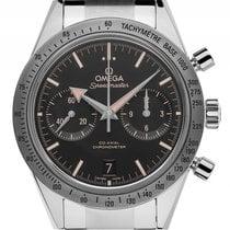 Omega Speedmaster '57 Co-Axial Stahl Automatik Chronograph...