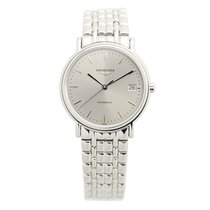 Longines Presence Stainless Steel Silver Automatic L4.821.4.72.6