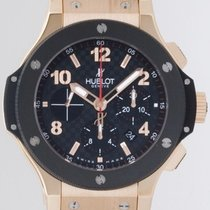 Hublot Big Bang 301.pb.131.rx Rose Gold Carbon Fiber Chronograph