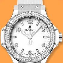 Χίμπλοτ (Hublot) ALL WHITE BIG BANG 361SE2010RW1104