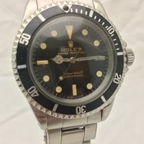 Rolex Submariner Ref. 5513 Tropical Gilt Glossy