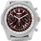 Breitling Bentley Motors Chronograph Mens Watch A25362