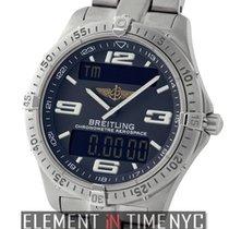 브라이틀링 (Breitling) Aerospace Titanium 40mm Black Dial 2003 Ref....