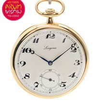 Longines Pocket Watch 18K Gold