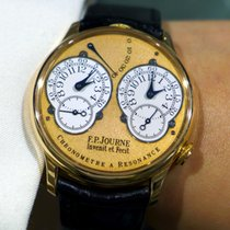 F.P.Journe Chronometre a Resonance GMT Dual Time Rose Gold