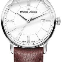 Maurice Lacroix Eliros Date Damenuhr EL1094-SS001-110-1