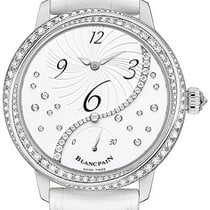 Blancpain Ladies Off Centered Hour Retrograde Seconds 3650a-45...