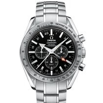 Omega Speedmaster Broad Arrow Co-Axial GMT Chrono, Ref:...