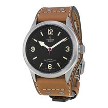 Tudor Heritage Ranger 41mm Brown Leather Strap