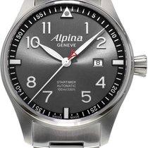 Alpina Geneve Startimer Automatic AL-525GB4S6B Herren Automati...