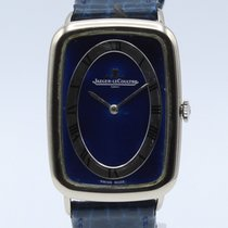Jaeger-LeCoultre Fancy Square Manual Winding White Gold 904