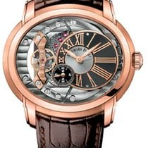 Audemars Piguet Millenary 4101 18K Pink Gold Men's Watch