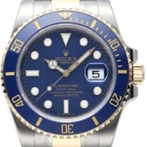 Rolex Submariner Blue dial 116613LB