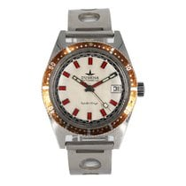 Dugena Watertrip Vintage Diver 1970s Automatic Durowe 7525
