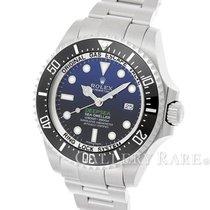 ロレックス (Rolex) Sea-Dweller Deepsea D-Blue Dial Ceramic Steel...