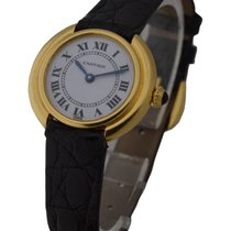 Cartier coliseeyg25mm_mech Colisee Yellow Gold Ladys Watch -...